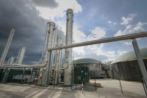 Metal Bellows Landfill Energy